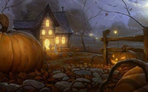 HalloweenHauntedNice